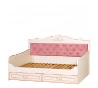 Кровать «Алиса» №550 (кремовый белый)