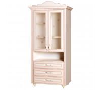 Шкаф «Алиса» многоцелевой №561 (кремовый белый)