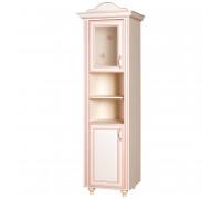 Шкаф «Алиса» многоцелевой № 554 (кремовый белый)