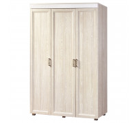 Шкаф Йорк 3-дверный глухой  № 01.2 (ясень анкор)