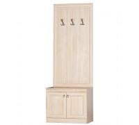 Шкаф «Инна» для одежды открытый №620 (денвер светлый)