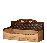 Кровать Ралли с ящиками № 850 (дуб ридинг)