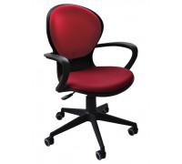 Кресло для дома и работы   Вальтер П ,ткань В14, цвет чёрный