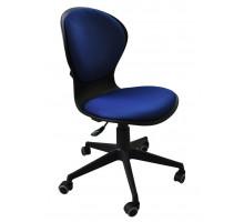 Кресло  Вальтер ткань В14, цвет чёрный