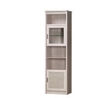 Шкаф «Лючия» №186 (дуб оксфорд серый)