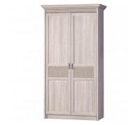 Шкаф «Лючия» 2-х дверный №181 (дуб оксфорд серый)