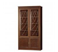 Шкаф «Лючия» для книг №184 (дуб оксфорд)