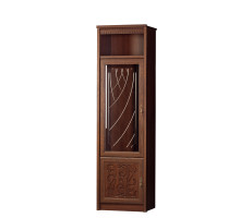 Шкаф «Лючия» для посуды № 185 (дуб оксфорд)