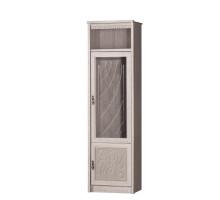Шкаф «Лючия» для посуды № 185 (дуб оксфорд серый)