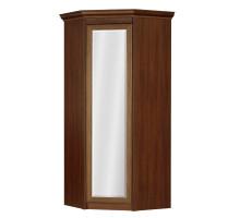 Шкаф «Лючия» с зеркалом №183  (дуб оксфорд)