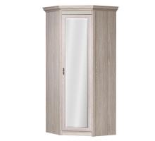 Шкаф «Лючия» с зеркалом № 183 (дуб оксфорд серый)