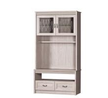Шкаф «Лючия» №187 (дуб оксфорд серый)