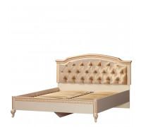 Кровать «Марлен» № 487 (кремовый белый) 1,6 м