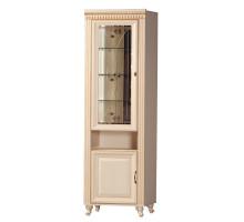 Шкаф «Марлен» для посуды №475 (кремовый белый)