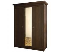Шкаф Флоренция 3-дверный № 671 (дуб оксфорд)