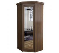 Шкаф Флоренция угловой с зеркалом № 662 (дуб оксфорд)