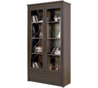 Шкаф «Флоренция» для книг № 667 (дуб оксфорд)