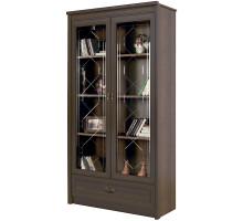 Шкаф Флоренция для книг №667 (дуб оксфорд)