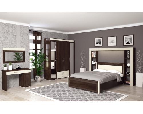 Спальня «Йорк« 1,(дуб кедбери)