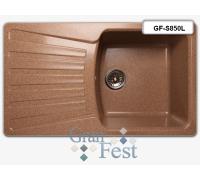 Мойка для кухни GRANFEST GF-S850L