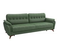 Диван-кровать Дорис,арт. ТД 163 Легион грин (хвойный зеленый)