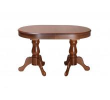 Стол раздвижной овальный,арт. ЭОП-10 (Рубин 10)