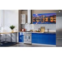 Кухня МДФ 2000 с фотопечатью Гаага