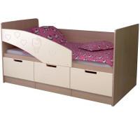 Детская кровать Бемби-7 МДФ, 80х180