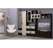 Модульная гостиная Нота-11 ЛДСП, композиция 2