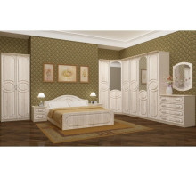 Модульная спальня Карина-7 МДФ