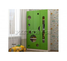 Шкаф детский Бемби-12 МДФ