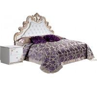 Кровать Розалия КМК 0456.6 (высокая)