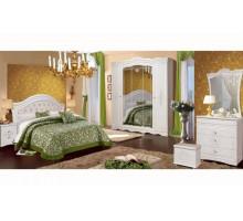 Модульная спальня Графиня, жемчуг
