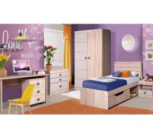 Модульная детская Лондон КМК 0467