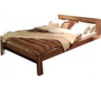 Афина Мод.А3 Кровать без ортопедического основания 160, дуб галифакс