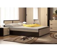 Кровать Венеция-1 с боковым подъемным механизмом 160х200