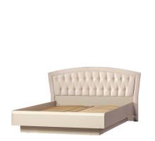 Кровать двойная Афины №366 на 1,6 м