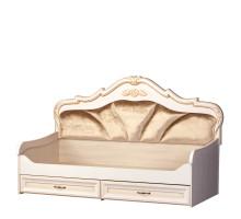 Кровать 1-спальная с ящиками «Элли» №582