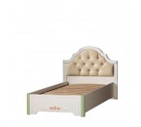 Кровать одинарная «Флора» №914