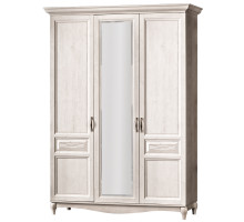 Шкаф 3-х дверный с зеркалом «Прованс» №404