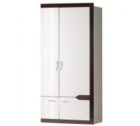 Шкаф 2-х дверный «Ронда» №318