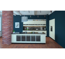 Кухня Tenigma Муза на заказ,арт.1089
