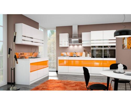 Кухня Адель Эстетти, артикул 844 по индивидуальным размерам