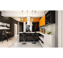 Кухня на заказ NEXTRA (арт. 972)