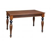 Стол раздвижной прямоугольный,арт. ЭПР-15 (Изумруд 7)