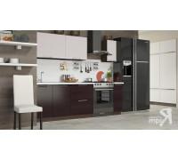 Кухонный гарнитур стандартный набор «Латте-2» ГН-115-02.003